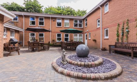 £40k Investment sees North East Care Home Blossom
