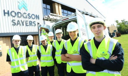 Apprentices given the opportunity to reach new heights