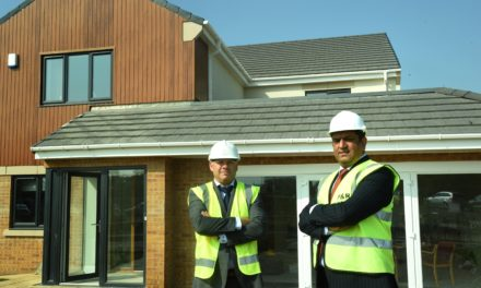 New Eaglescliffe housing development on the rise
