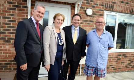 Local MP Praises New Hartlepool Homes for Over 55s