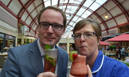 Health Story: Mocktails anyone?