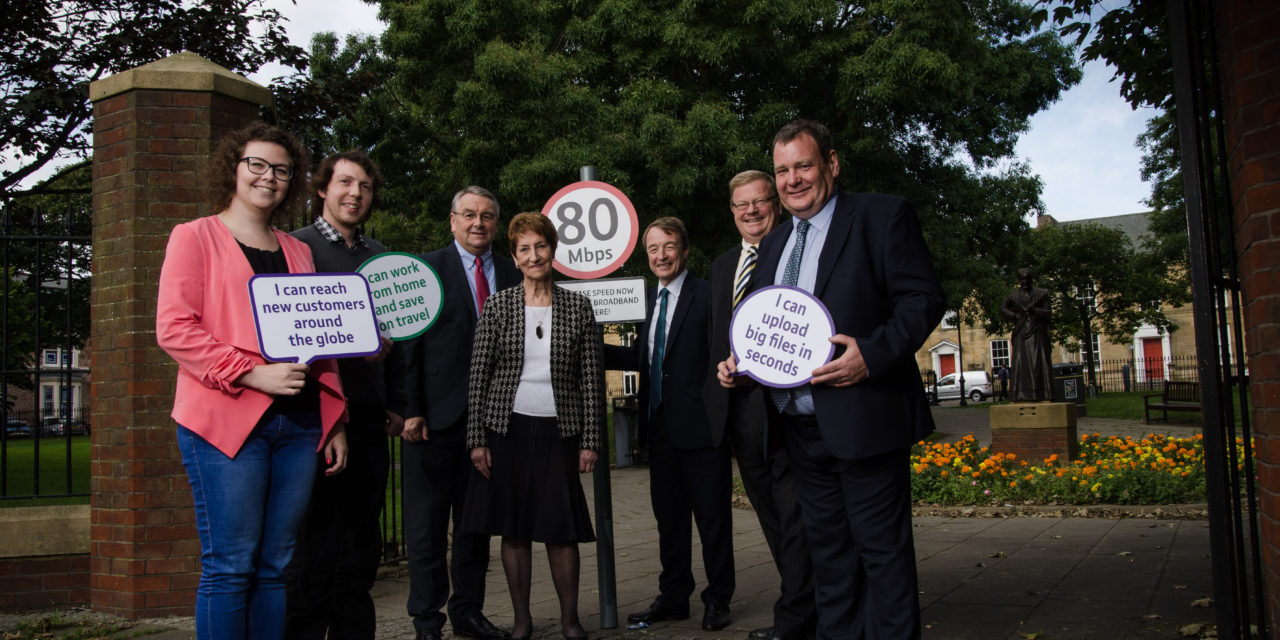 North Shields' Historic Northumberland Square Goes Superfast