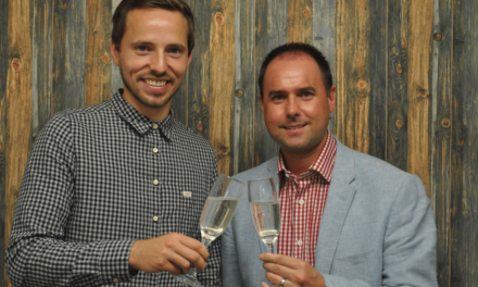 Exclusive evening held to celebrate design and marketing agency's new management