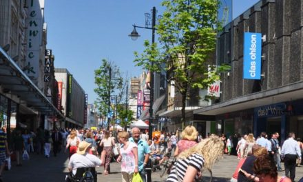 Businesses invited to help shape ambitions for Newcastle's Northumberland Street