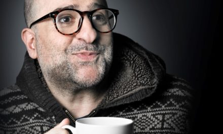 Durham date for Djalili