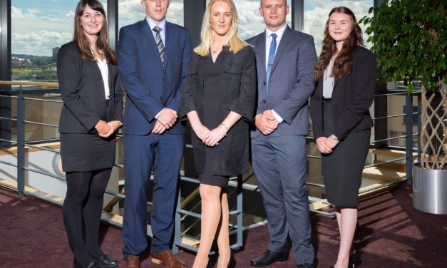 RSM welcomes six new trainees in the North East