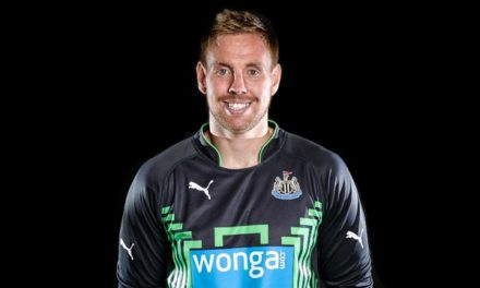 Newcastle United: Rob Elliot Signs