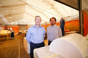 Barrier Syntech launches new fireproofing research facility