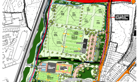 Sports Village gets Green Light from Councillors