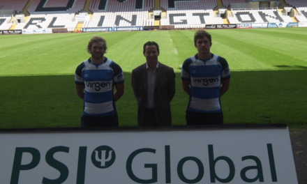 PSI Global Ltd and Darlington Mowden Park Join Forces
