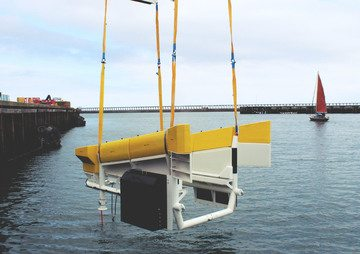 Osbit delivers subsea docking system for Modus AUV