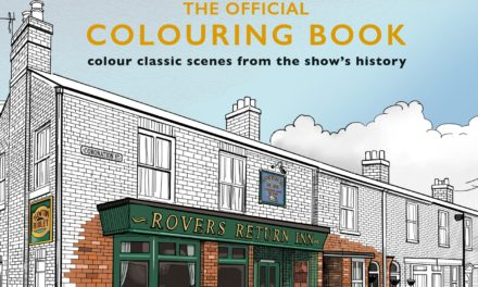 Corrie expert gets colourful with her favourite soap