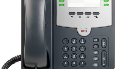 What does a hosted business VoIP system look like?