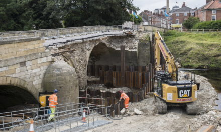 North Yorkshire continues 24 hour operation for Tadcaster Bridge