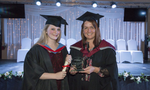 Night of honours for superstar students