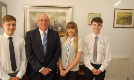 Seymour Civil Engineering welcomes three new apprentices to the team