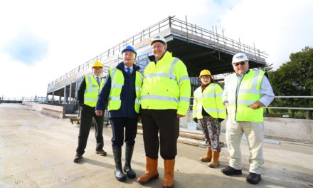County Council awards £500k grant to support The Sill project