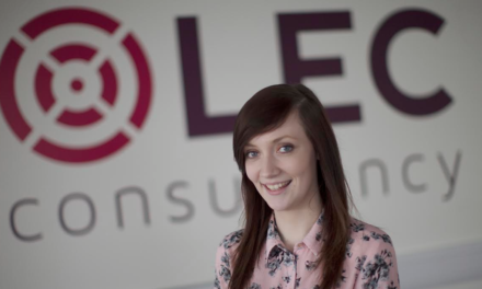 Apprentice given Permanent Role with Communications Firm
