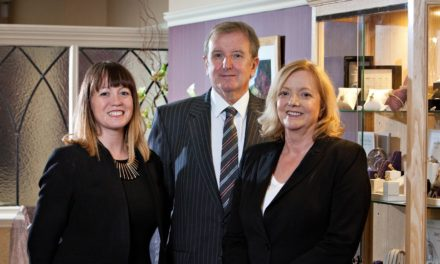 Stockton funeral firm appoints next generation
