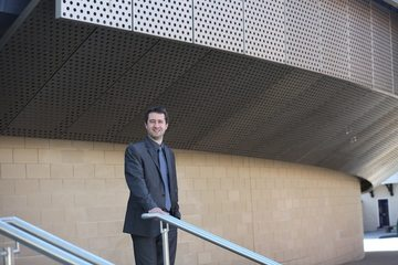 Yarm School appoints auditorium manager