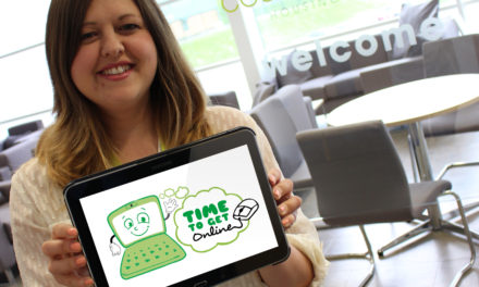 Housing group hosts free courses in aid of national digital awareness week