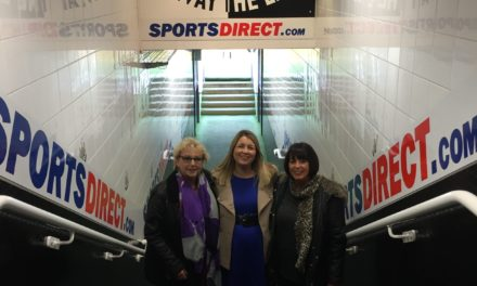 First Class Supply Teams Up with Newcastle United Foundation to Celebrate Unsung Sporting Heroes