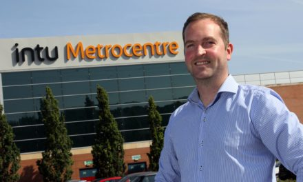 Aycliffe firm works on 350-tonne extension at intu Metrocentre