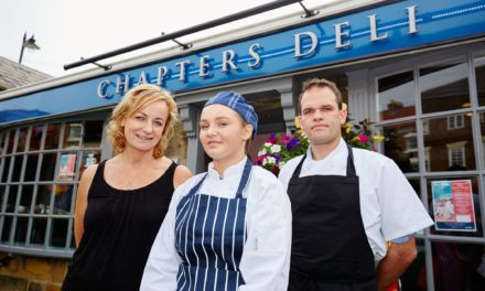 Hambleton restaurant leads the way in apprenticeship training