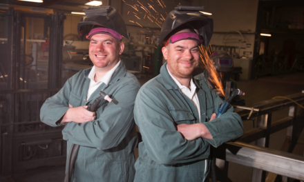 Former Apprentices at the Helm of Hiatco