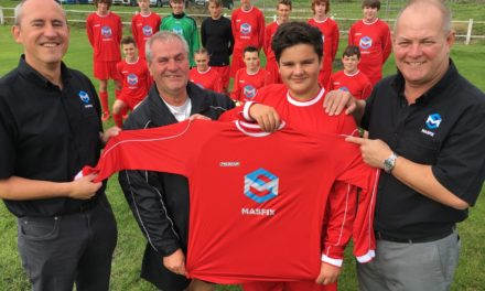 Mas-Fix it for Dynamos with new kit sponsorship