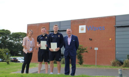 Success for Council's Leisure Apprentices