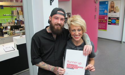 EDC Barbering Apprentice Takes Third Place At Major Event