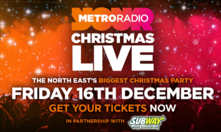 Olly Murs Announced as Headline for Metro Radio Christmas Live