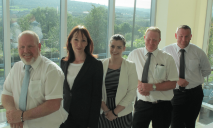 Barratt Developments North East strengthens management team with five new appointments
