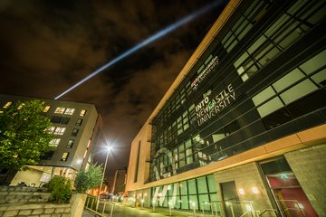 Newcastle extends hand of friendship to international students