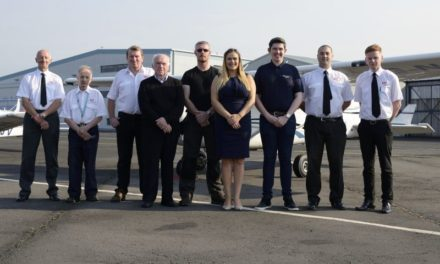 The sky's the limit for PTT Aviation as it acquires flying schools at Newcastle & Durham Tees Valley Airports