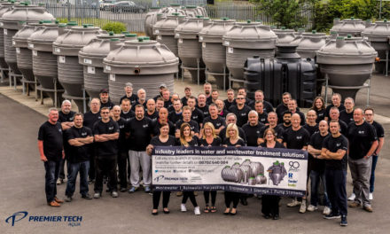 Success for Local Wastewater Treatment Specialist