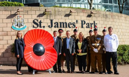 NUFC to host military dinner for Royal British Legion