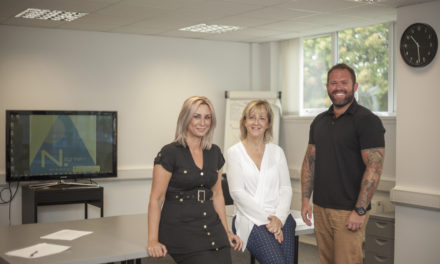 Flexible Office Accommodates Training Provider's Growth