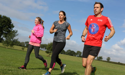 new free running group in Knayton