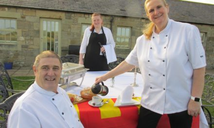 Introducing The Real Taste of Northumberland to the County's holiday cottages