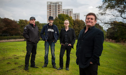 STAN the band are Newcastle's Likely Lads with an unlikely acting role