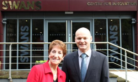 Business spreads its wings and moves to Wallsend