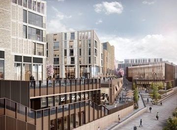 Permission granted for the development of Milburngate