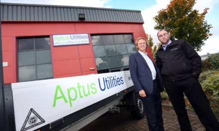 Utilities business finds ideal property for new North East depot