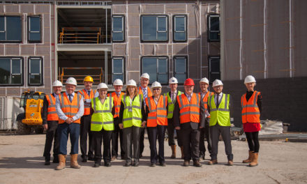 New £11M campus for specialist Northern art college is taking shape
