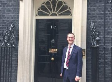 Materials Processing Institute takes campaign for industry to Downing Street