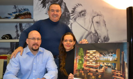 Local interiors company become international awards finalists