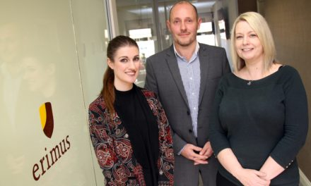 Erimus continues expansion with new recruits