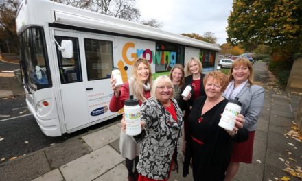 New mobile nursing service takes advice and support direct to County Durham's five to 19-year-olds